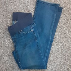 Gap Maternity Bootcut Jeans